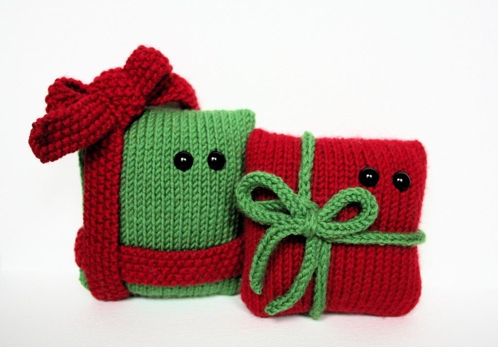 подарки спицами