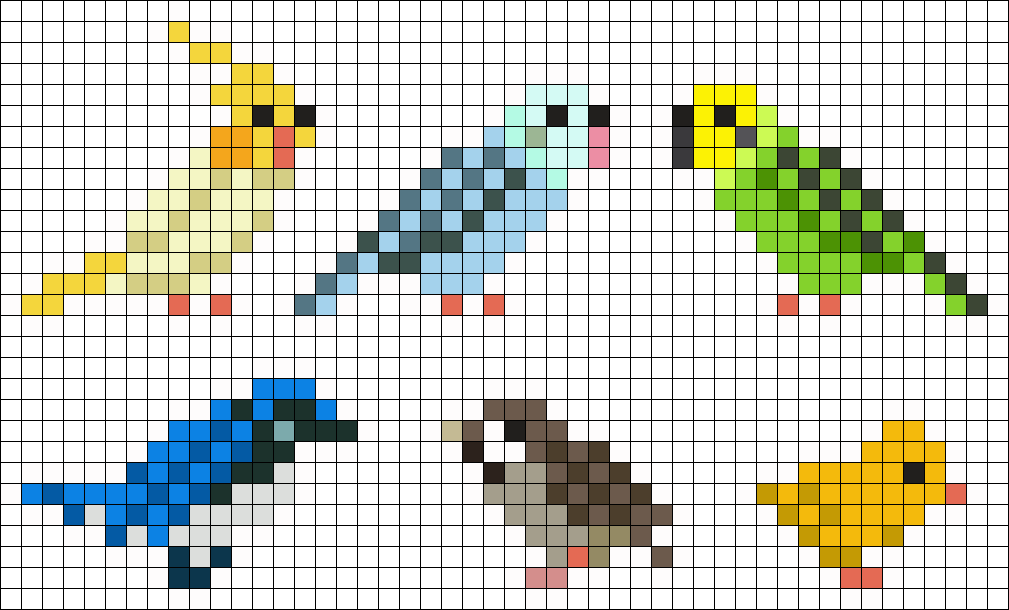 21252_Birds__Nintendo_Badge_Arcade