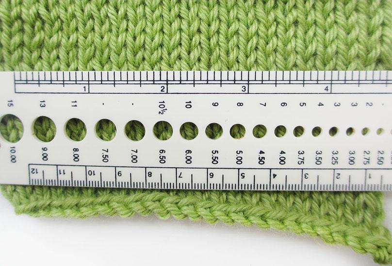 Калькулятор расчета петель для шапки