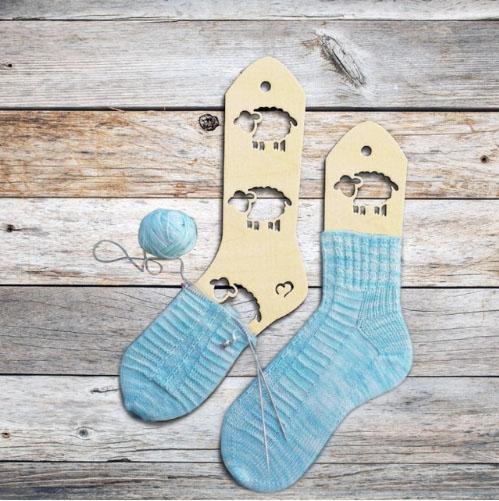 блокаторы для вязанных носков