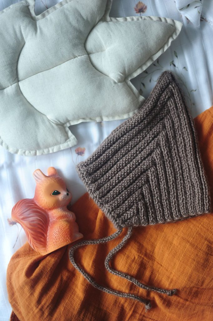 шапка эльф для малыша