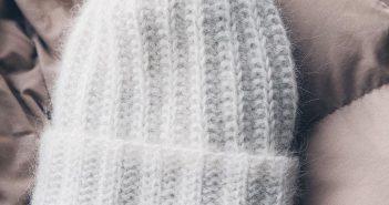 шапка из пуха норки описание вязания бесплоатно